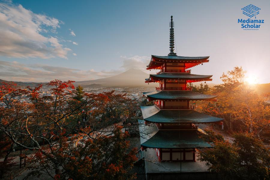 Informasi Beasiswa Jepang untuk Pelajar Indonesia - Mediamaz Scholar